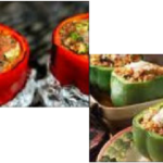 Baked Bell Peppers